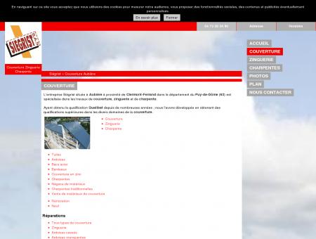Couverture (entreprises) Aubière - Siégrist