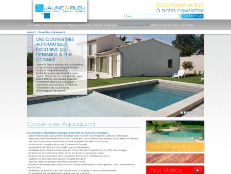 Couvertures Aquaguard - Jaune & Bleu -...