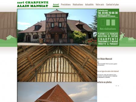 Société de charpente A. Mansiat, Saône-et-Loire