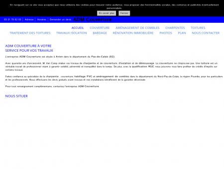 Couverture à Lens | admcouverture.fr