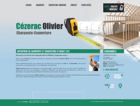 Charpentier Gimont - CEZERAC OLIVIER :...