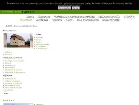 Couverture (entreprises) Caudebec lès Elbeuf -...