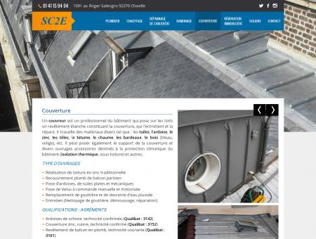 Couverture - Couvreur zingueur Yvelines,...