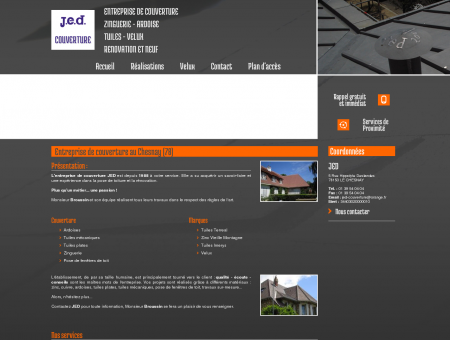 Couvreur La Celle Saint Cloud - JED :...