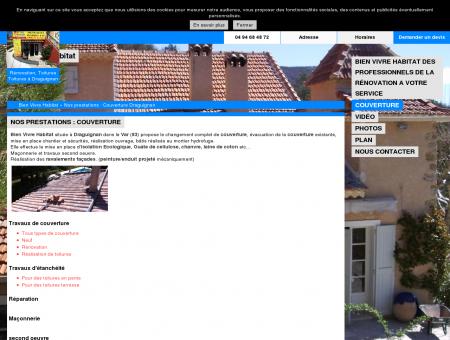 Couverture - Couvreur à Draguignan dans le...