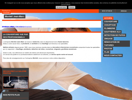 Accueil - Rénovation de toiture à Carbonne,...