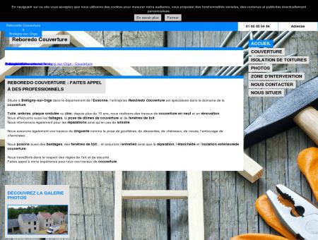 Couverture (entreprises) - Reboredo...