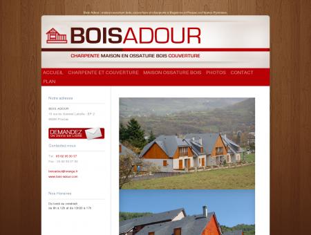 Couverture et charpente, maison ossature bois...