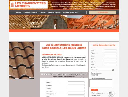 Couverture Toiture BAGNOLS-LES-BAINS -...