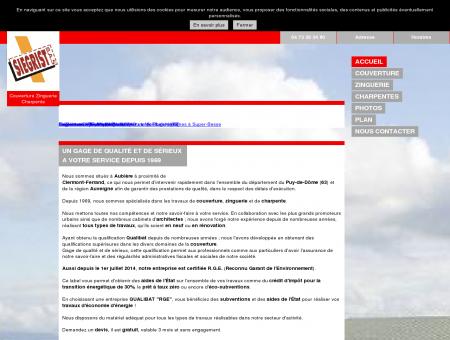 Couverture (entreprises) - Siégrist à Aubière