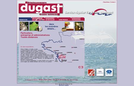 Déménagements Dugast, vendée, 85, challans,...