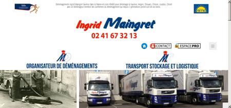 Déménagements Ingrid Maingret Saumur...