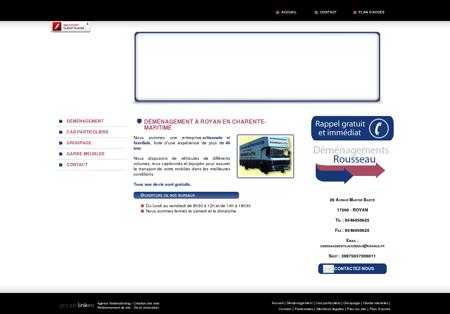 Déménagement à Royan en Charente-Maritime