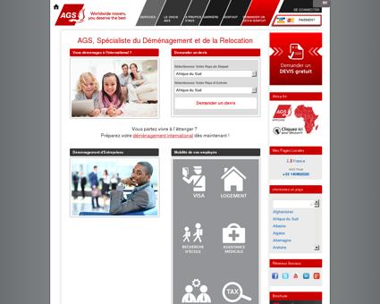 AGS Déménagement International
