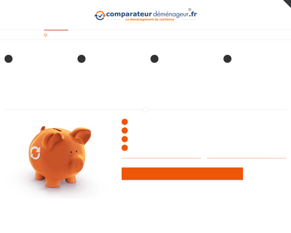 Déménagement -40% Réel | comparateurdemenageur.fr