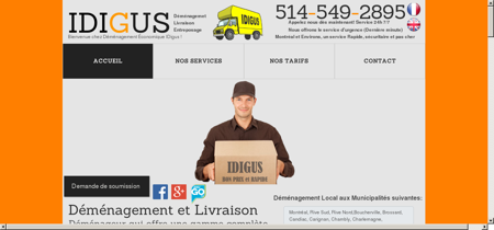 Demenagement Montreal, Demenagement et...