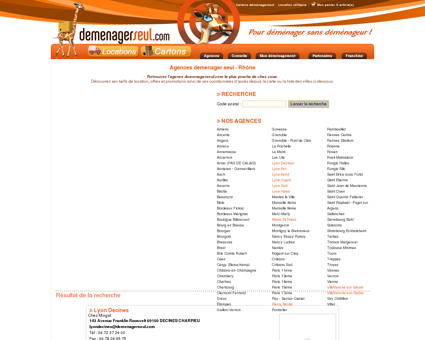 Déménagement-Rhône-69000 : vos cartons de ...