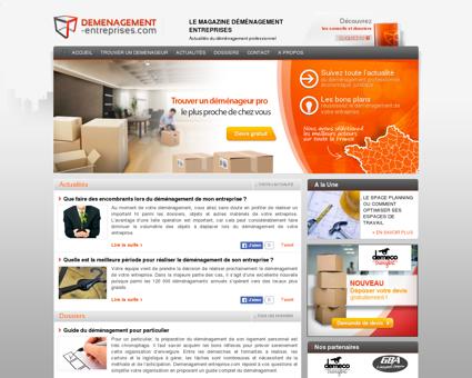 Demenagement-Entreprises.com, portail du...