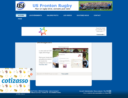 USF Fronton Rugby