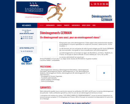 Déménagements GERMAIN - demenagement...