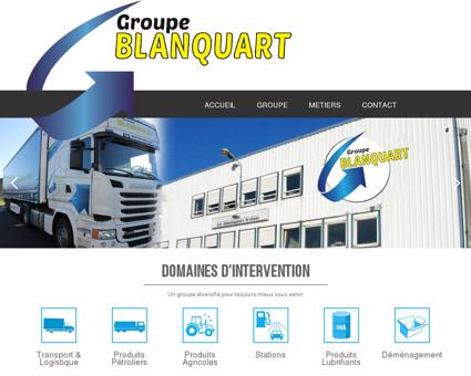Ets BLANQUART - Transports - Fuel -...