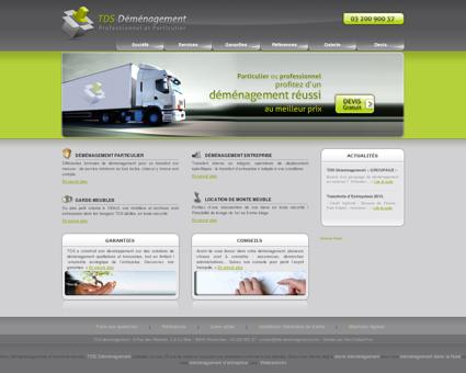 TDS Déménagement - Déménagement Lille,...
