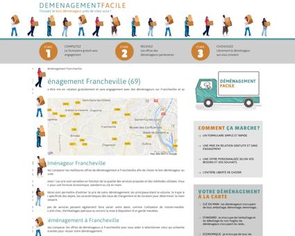 Devis Déménagement Francheville 69340,...