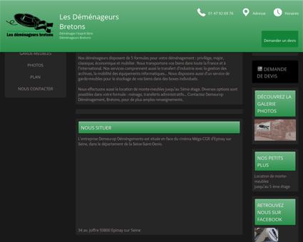 Déménagements - Demeurop...