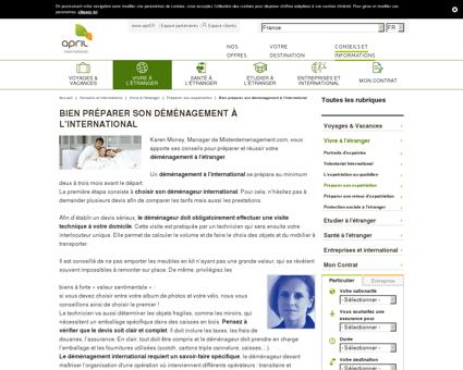Déménagement à l'international, conseils pour ...
