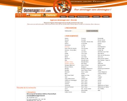 Déménagement-Gironde-33000 : vos cartons...
