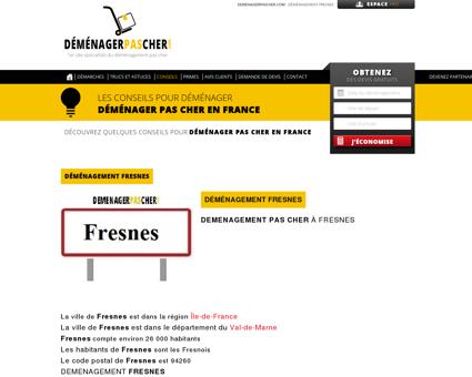 Demenagerpascher.com : Déménagement...