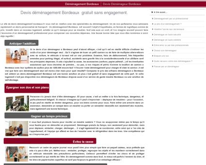Déménagement Bordeaux Comparez les...