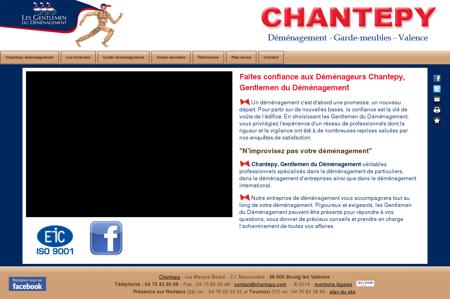 Demenagement Chantepy ; Gentlemen du...