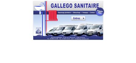 Gallego Sanitaire   Dépannage plomberie -...