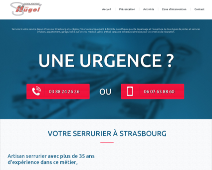 Serrurerie Alain Hugel - Artisan serrurier à...