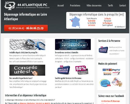 Dépannage Informatique Loire Atlantique :...
