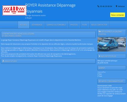 Assistance Dépannage Royannais à Royan (17)