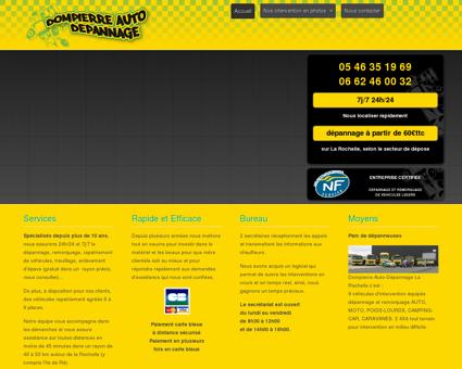 Dompierre-Auto-Dépannage La Rochelle
