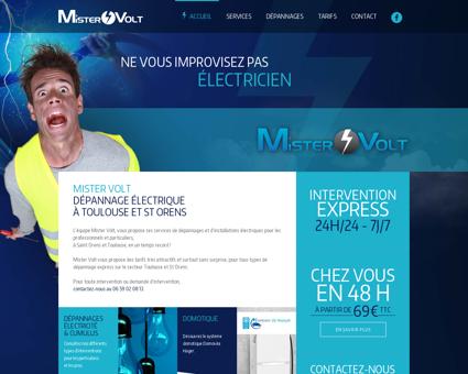 Mister Volt | Dépannage électricité express à...