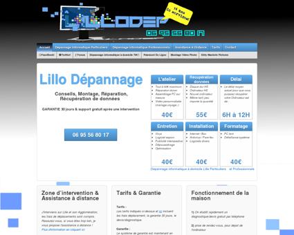 LilloDepannage Assistance dépannage...