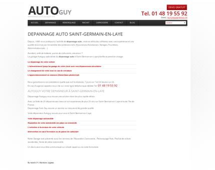 Depannage Auto Saint-Germain-en-Laye -...