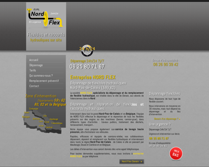 Depannage et reparation flexible Valenciennes,...