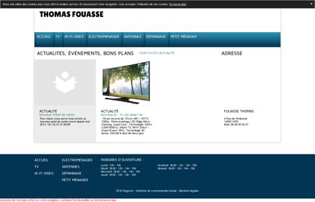 FOUASSE THOMAS VIRE 14500