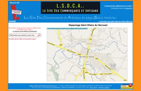 Depannage Saint Hilaire du Harcouet...