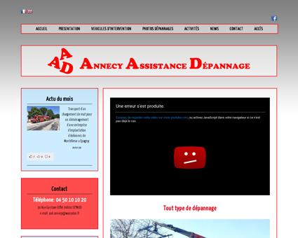 Annecy Assistance Dépannage