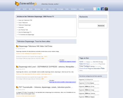 Télévision Depannage - Tous les liens utiles sur ...