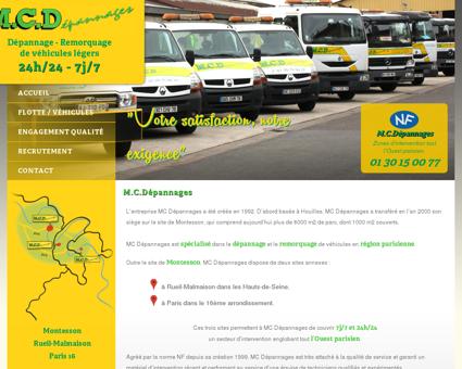 MC DÉPANNAGES - Dépannage Automobiles...