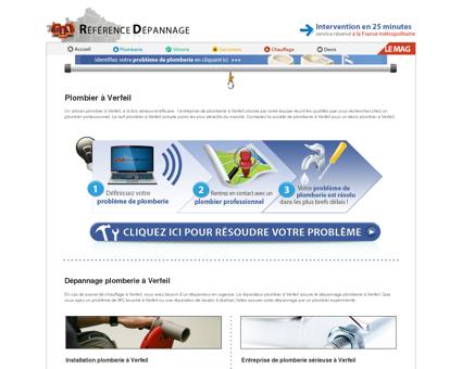 Plombier à Verfeil : dépannage plomberie à...