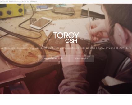 Torcy GSM - Vente, réparation et dépannage...