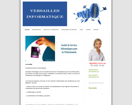 Versailles Informatique | Assistance et...